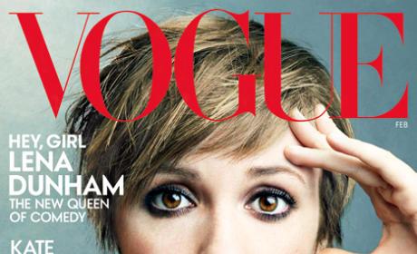Lena Dunham Vogue Cover