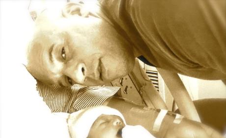 Vin Diesel Baby Name, Photo: Revealed!