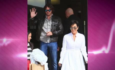 Kris Jenner, Ben Flajnik Dating?