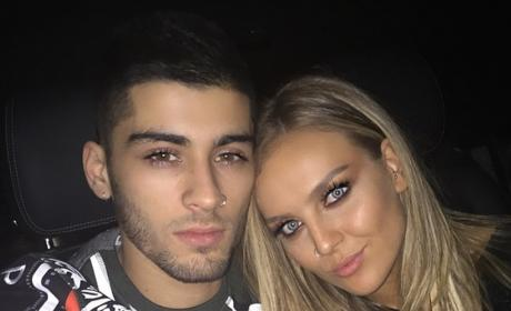 Perrie Edwards: Still Smiling in Wake of Zayn Malik Split