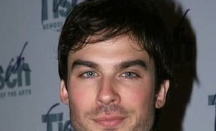 Robert Pattinson vs. Ian Somerhalder: A Draconian Dispute!