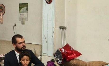 Lindsay Lohan Visits Syrian Family