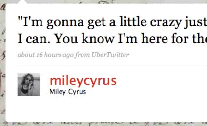 Miley Cyrus Promotes Underage Drinking, Sex