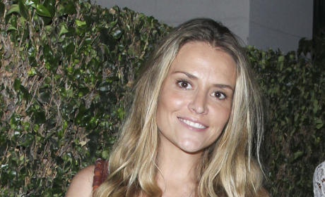 As Brooke Mueller's World Turns...