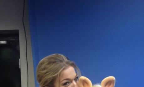 LeAnn Rimes, Miss Piggy