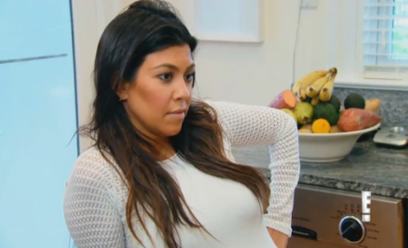 Kourtney & Khloe Take The Hamptons Finale Clip: Don't Drink Around Scott Disick!