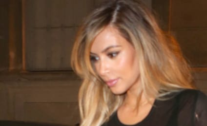 Kim Kardashian Fashion Face-Off: Black vs. Beige!