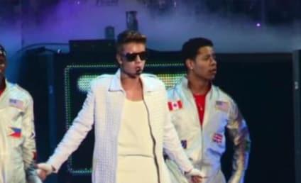 Justin Bieber Walks Off Stage in Argentina, Cites Food Poisoning