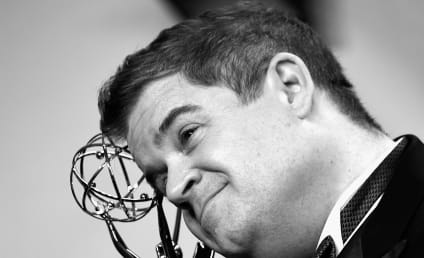 Patton Oswalt Wins Emmy, Pays Tribute to Late Wife