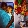 Tameka Raymond and Son