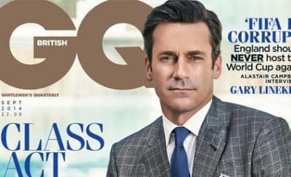 Jon Hamm Throws Shade at Matthew McConaughey and Ryan Reynolds in New Interview