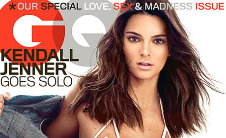 Kendall Jenner Barely Hides Boobs in GQ: See the Racy Photos!