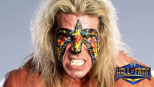 The Ultimate Warrior image