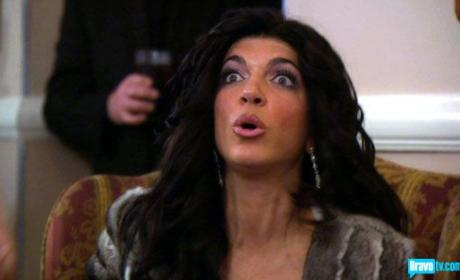 Teresa Giudice Laughs Off Danielle Staub Lawsuit