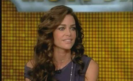 Denise Richards to Kids: Daddy is an Addict