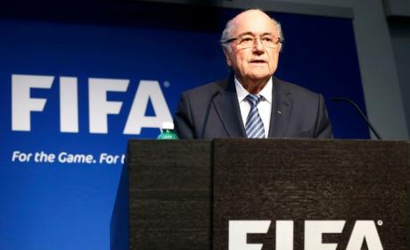 Sepp Blatter Resigns as FIFA President, Stuns Soccer World