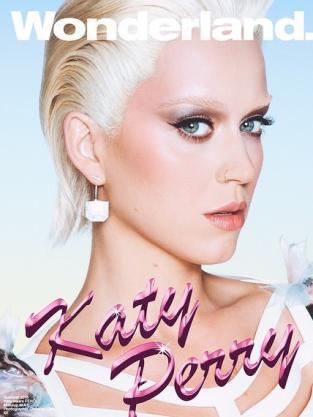 Katy Perry: Wonderland Cover