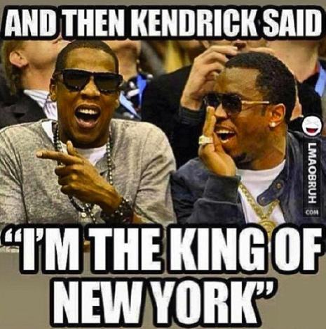 Diddy Mocks Kendrick Lamar