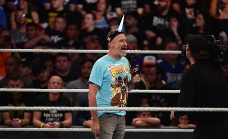 Jon Stewart at SummerSlam