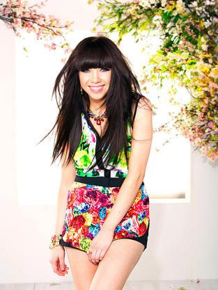 Carly Rae Jepsen for Seventeen
