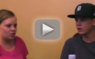 Catelynn Lowell and Tyler Baltierra Talk Adoption Drama
