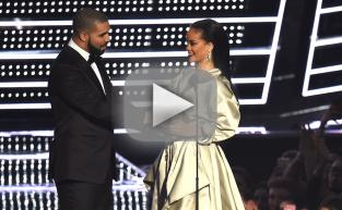 Drake GUSHES Over Rihanna at MTV VMAs