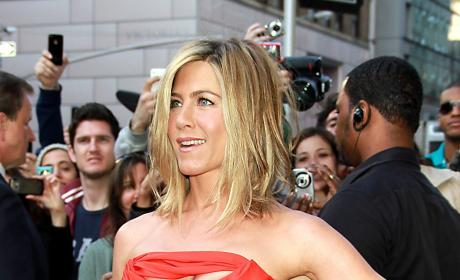Justin Theroux: Dating Jennifer Aniston?