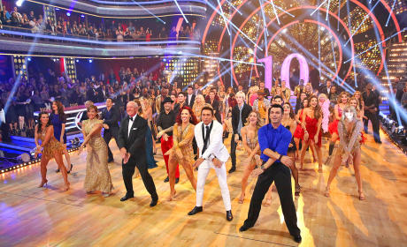 DWTS 10 Year Anniversary