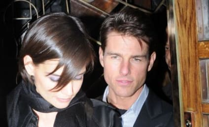 Katie Holmes Bombshell: She's on Birth Control!!!!