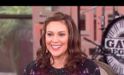 Alyssa Milano Defends Breastfeeding Pics Again, Touches on Kim Kardashian's Butt