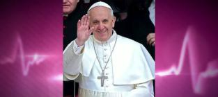 Pope Francis: Rock Star!