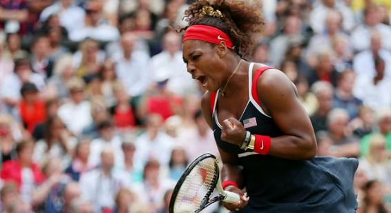 Serena Williams at the Olympics