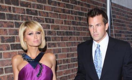 Paris Hilton, Doug Reinhardt Out at the FiFi Fragrance Awards