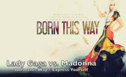 "Madonna Sort of Calls Lady Gaga's ""Born This Way"" a Rip-Off"