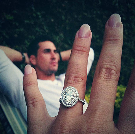 Andi Dorfman Engagement Ring
