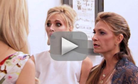 The Real Housewives of New York City Season 6 Episode 1 Recap: All About Aviva