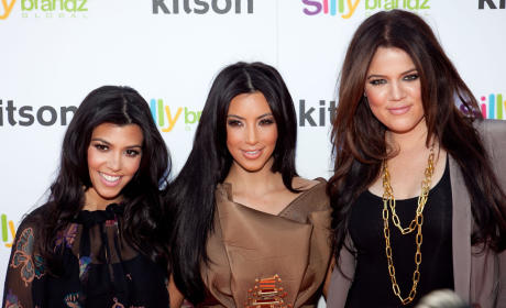 Kardashian Sisters to Get All Dolled Up