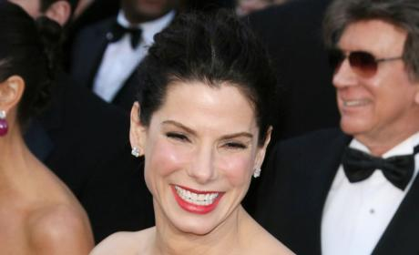 Happy 47th Birthday, Sandra Bullock!