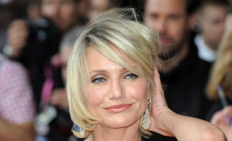Cameron Diaz Red Carpet Pic