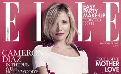 Cameron Diaz Covers Elle UK, Compares Sex to Dancing