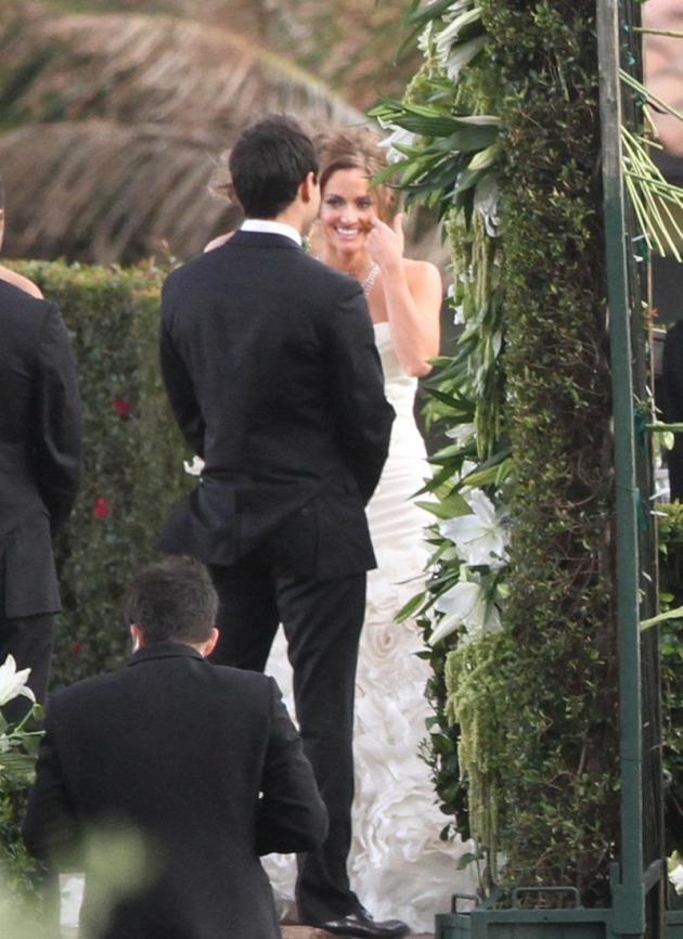 Jason Mesnick, Molly Malaney Wedding