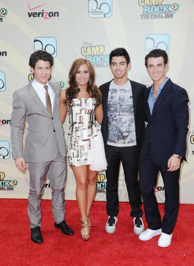 Demi and the Bros