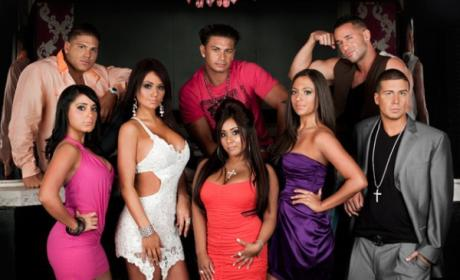 Jersey Shore Cast Makes Barbara Walters' Top 10 Fascinating People of 2010; Apocalypse Nears