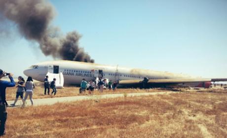 Asiana Plane Crash Victim: Killed by Rescue Vehicle?