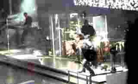 Adam Lambert: Attacked by a Dildo!