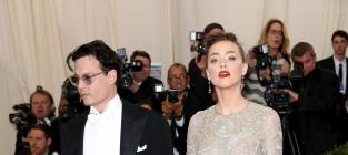 Johnny Depp and Amber Heard: Married! For the Second Time This Month!