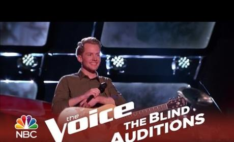 Taylor Phelan - Sweater Weather (The Voice Audition)