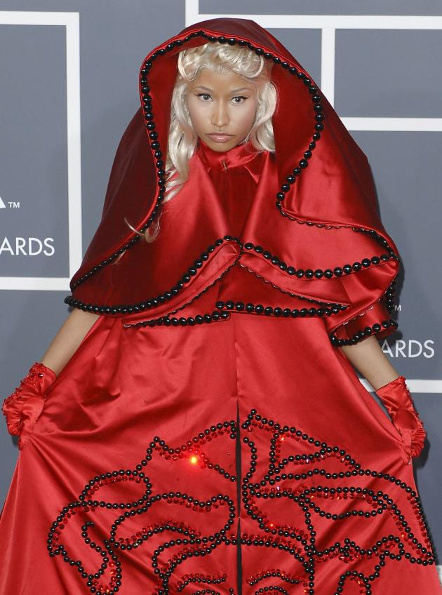 Nicki Minaj: The Devil?