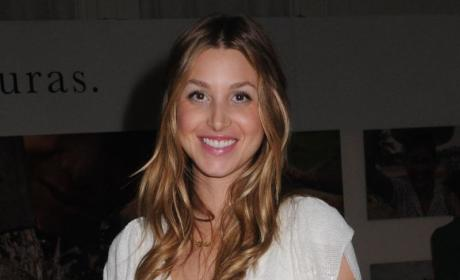 Whitney Port and Olivia Palermo in The City