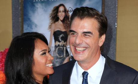 Chris Noth and Tara Wilson: Married!